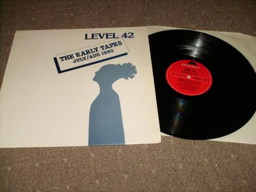 Level 42 - The Early Tapes [July/August 1980]