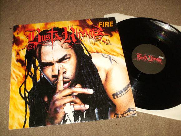Busta Rhymes - Fire