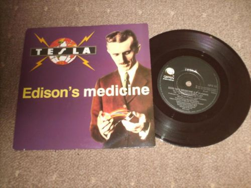 Tesla - Edisons Medicine [LP Version]