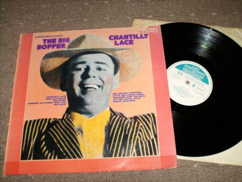 The Big Bopper - Chantilly Lace