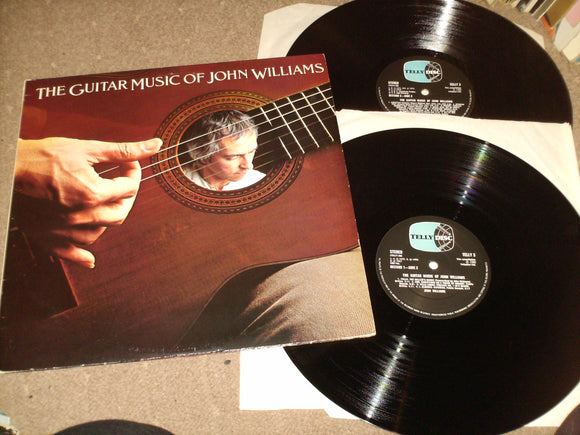 John Williams - The Guitar Music Of John Williams