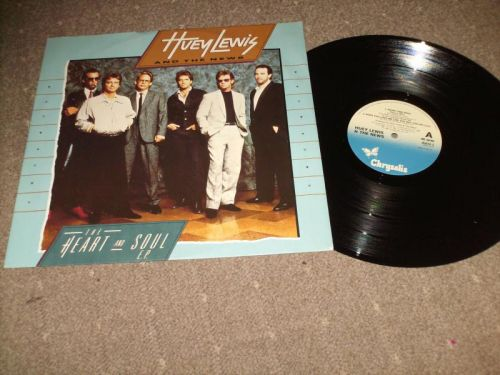 Huey Lewis And The News - The Heart And Soul EP