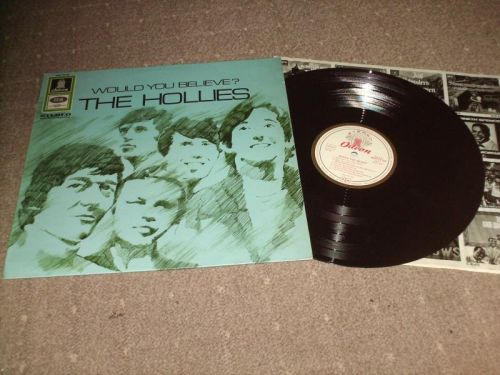 The Hollies - Would You Believe