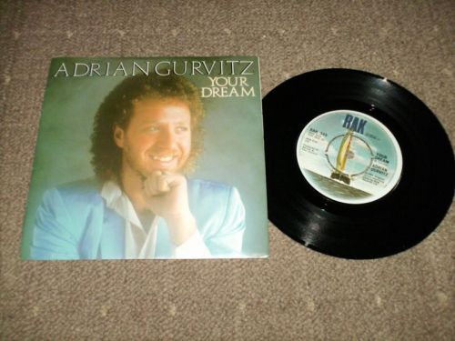 Adrian Gurvitz - Your Dream