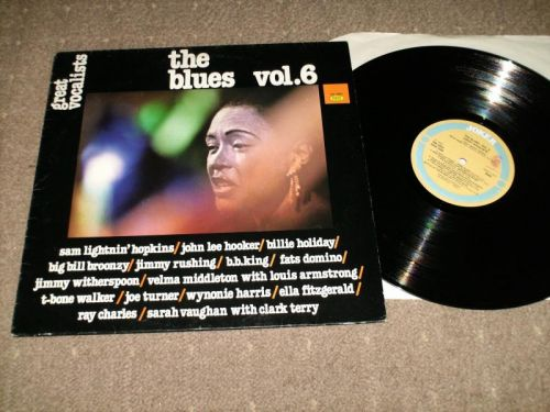 Various - The Blues Vol 6 - Great Vocalists