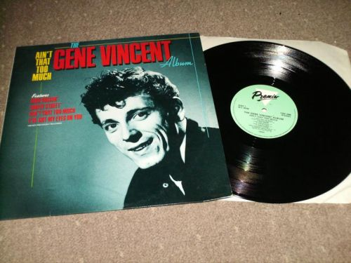 Gene Vincent - Ain't That Too Much