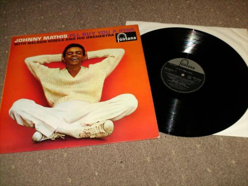 Johnny Mathis - I'll Buy You A Star