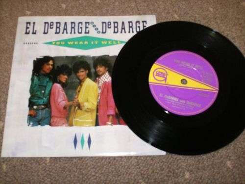 El DeBarge With DeBarge - You Wear It Well