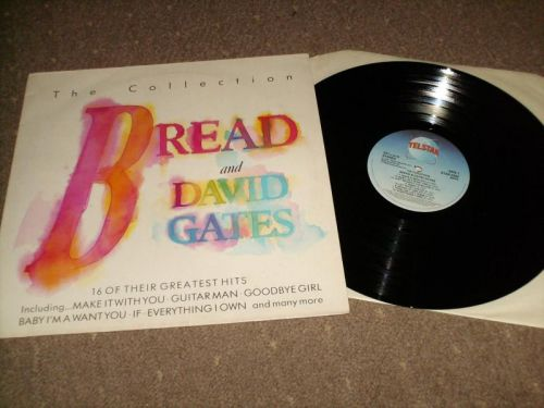 Bread  David Gates - The Collection