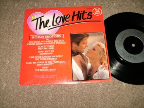 Various - The Love Hits
