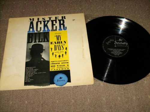 Acker Bilk - Acker Bilk Plays My Early Days