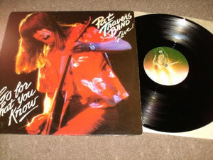 Pat Travers Band - Go For What You Know