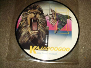 Kajagoogoo - The Lions Mouth