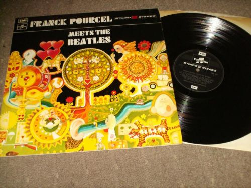 Franck Pourcel - Meets The Beatles