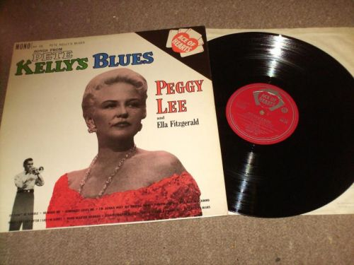 Peggy Lee And Ella Fitzgerald - Pete Kellys Blues