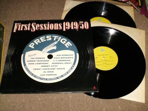 Various - First Sessions 1949/50