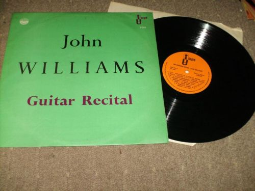 John Williams - Guitar Recital