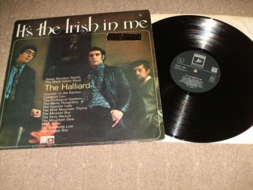 The Halliard - It's The Irish In Me