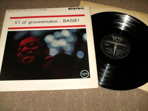 Count Basie And His Orchestra - Li'l Ol Groovemaker Basie