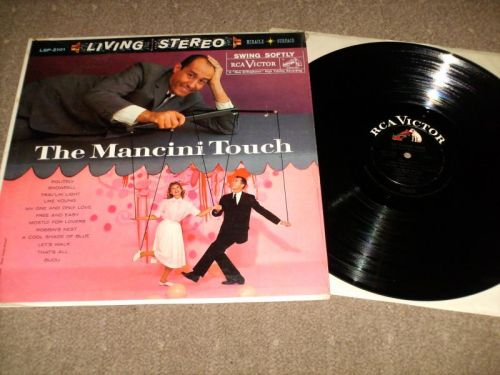 Henry Mancini And His Orchestra - The Mancini Touch