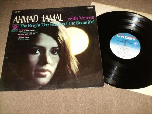 Ahmad Jamal - The Bright The Blue And The Beautiful