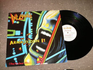 Def Leppard - Armageddon It [The Nuclear Mix]