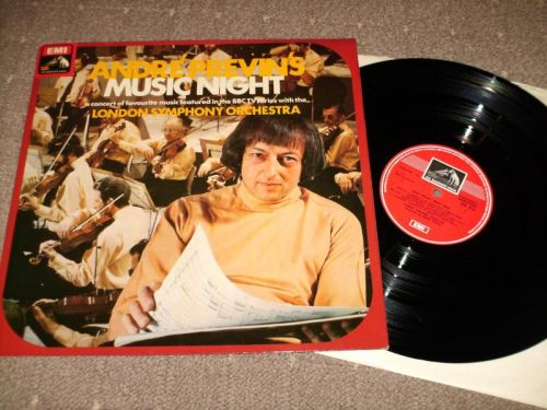 Andre Previn - Andre Previn's Music Night