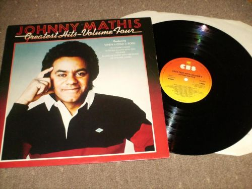 Johnny Mathis - Greatest Hits Volume Four