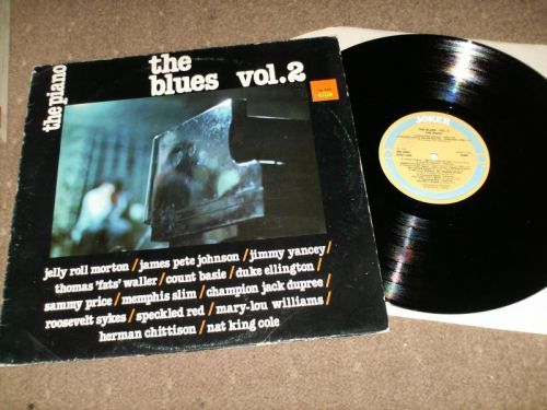 Various - The Blues Vol 2 - The Piano