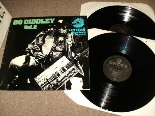 Bo Diddley - Chess Masters Bo Diddley Vol 2