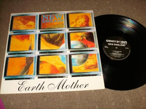 New England - Earth Mother