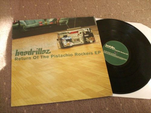Headrillaz - Return Of The Pistachio Rockers EP
