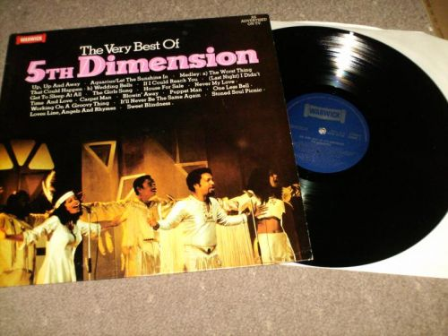 5th Dimension - The Very Best Of The 5th Dimension