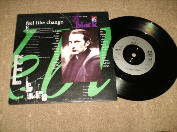 Black - Feel Like Change