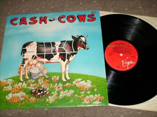 Various - Cash Cows