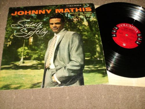 Johnny Mathis - Swing Softly