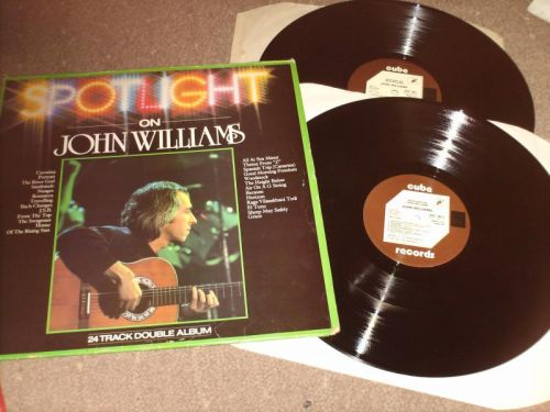 John Williams - Spotlight On John Williams