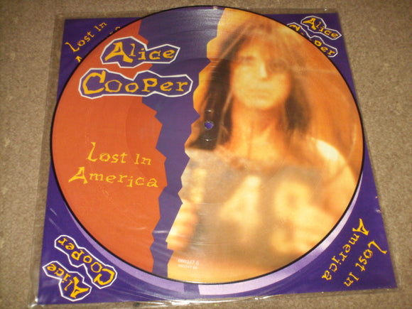 Alice Cooper - Lost In America