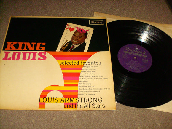 Louis Armstrong - King Louis