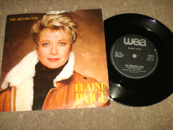 Elaine Paige - The Second Time
