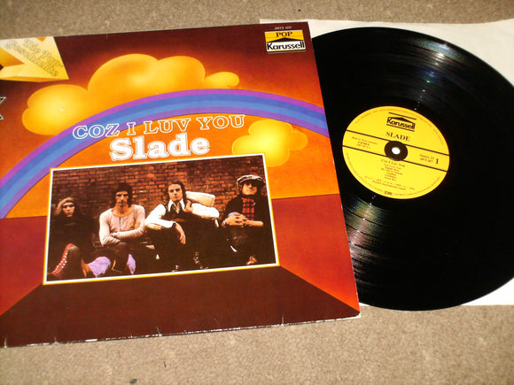 Slade - Coz I Love You