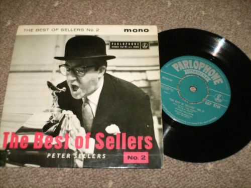 Peter Sellers - The Best Of Sellers No 2