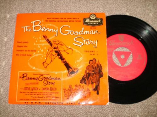 Benny Goodman - The Benny Goodman Story Vol 1 Part 3