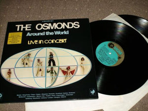 The Osmonds - Around The World [Live In Concert]