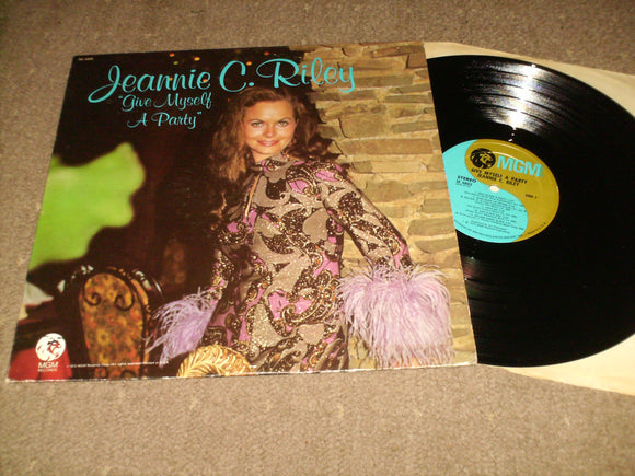 Jeannie C Riley - Give Myself A Party