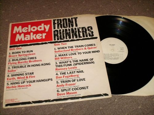 Various - Front Runners