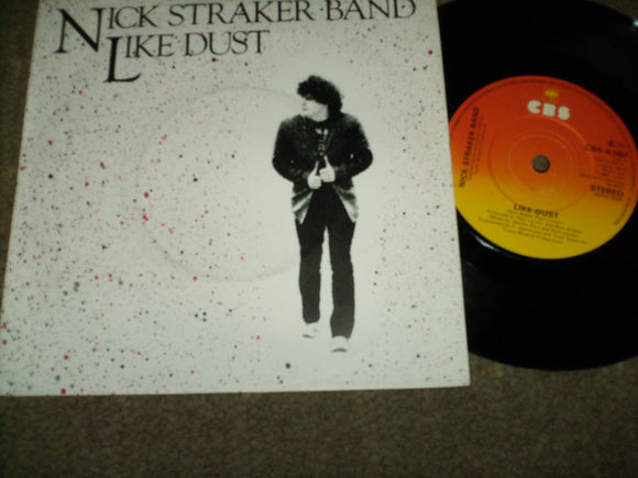 Nick Straker Band - Like Dust
