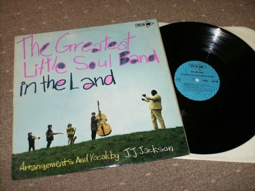 The Greatest Little Soul Band In The Land - The Greatest Little Soul Band In The Land