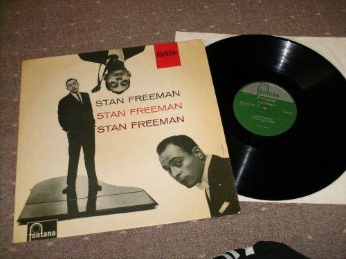 Stan Freeman - At The Blue Angel