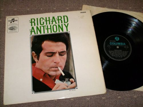 Richard Anthony - Richard Anthony in English